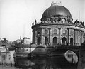 The Bode Museum at the northern end of the Museum Island, 1956