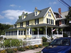 Cape May Historic District, Cape May County