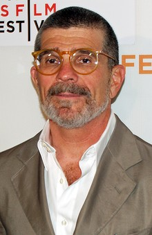 Mamet at the premiere of Redbelt at Tribeca Film Festival on April 25, 2008