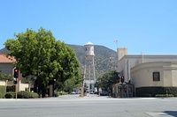 Walt Disney Studios in Burbank, California.