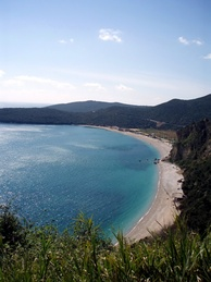 Jaz Beach, near Budva