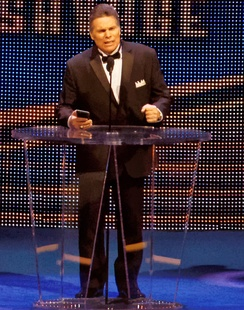 Savage was represented by his brother, Lanny Poffo, at his WWE Hall of Fame induction