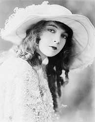 "Lillian Gish, the ""First Lady of the American Cinema"", was a leading star in the silent era with one of the longest careers—1912 to 1987."