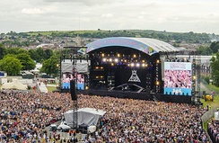 Isle of Wight Festival Main Stage 2014
