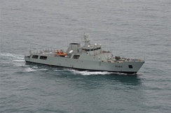 NRP Viana do Castelo, offshore patrol vessel of the Portuguese Navy