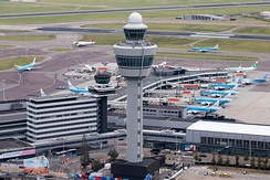 Schiphol Tower