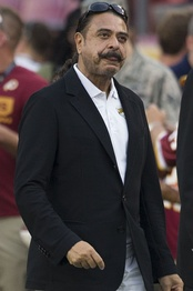 Shahid Khan, owner and chairman