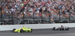 2019 Indianapolis 500, an IndyCar sanctioned race