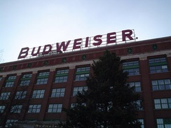 The Anheuser-Busch packaging plant in St. Louis
