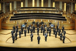 The Ceremonial Brass is the official ceremonial ensemble of The United States Air Force.