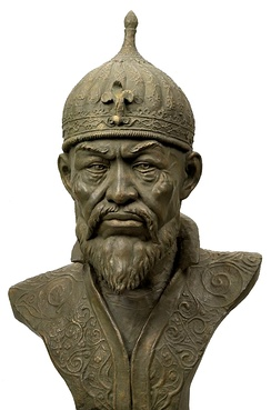 Central Asian Turko-Mongol conqueror Timur sacked the city and spared almost no one.