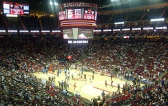 Toyota Center is home of the Houston Rockets