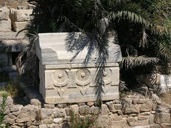 Sarcophagus in Tyre