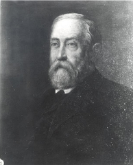 Eastman Johnson's portrait of Benjamin Harrison, c. 1890–1900
