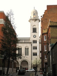 Cadogan Hall, the RPO's home since 2004
