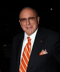 Clive Davis, inducted in 2000