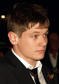 O'Connell at the premiere of Harry Brown in London in November 2009