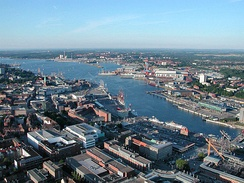 Kiel is the state's capital and largest city.