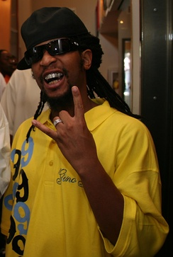 Lil Jon is one of crunk's most prominent figures.