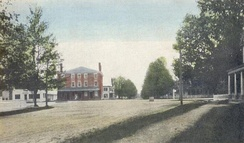 Post Office Square in 1910