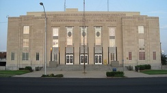 Pottawatomie County Courthouse