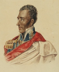 Jean-Pierre Boyer, the ruler of Haiti