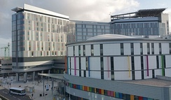 NHS Scotland's Queen Elizabeth University Hospital, Glasgow