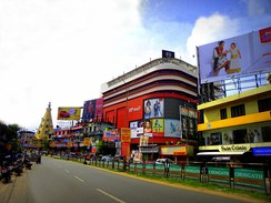 RP Mall, Kollam - Kollam was the third city in Kerala (after Kochi and Kozhikode) to adopt the shopping mall culture