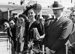 In 1938, King Zog and Queen Geraldine launched Radio Televizioni Shqiptar.