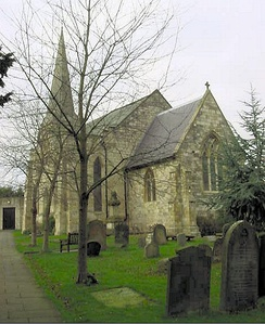 St Stephens Church Acomb