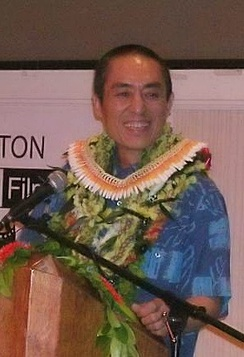 Zhang Yimou at the Hawaii International Film Festival in 2005