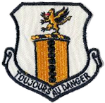 Emblem of the SAC 17th Bombardment Wing
