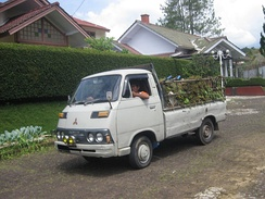 1975–1979 Colt T120, equivalent to Delica 1400 (Indonesia)