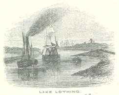 Lake Lothing in 1851.