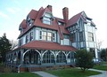 Emlen Physick Estate in Cape May Historic District, New Jersey, by Frank Furness