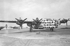 B-24D-30-CO assembly ship First Sergeant, 458th Bomb Group