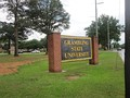 Grambling State University campus in Grambling in Lincoln Parish west of Ruston, Louisiana, U.S.