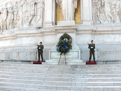 The Tomb of the Unknown Soldier, Italy