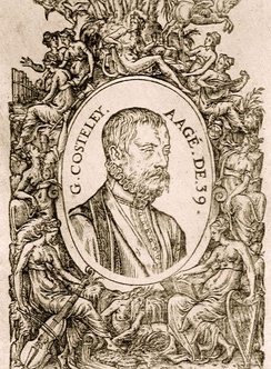 Guillaume Costeley, 1530–1606