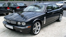 Jaguar XJR Sonderedition front 20080811.jpg