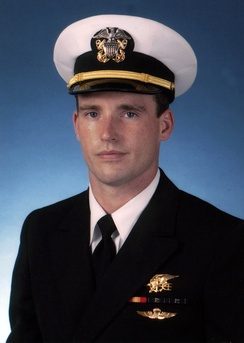 Michael P. Murphy, posthumously awarded the Medal of Honor