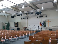 A Pentecostal church in Ravensburg, Germany