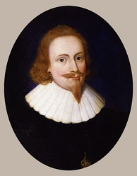 Robert Carr, 1st Earl of Somerset, by John Hoskins, 1625–30