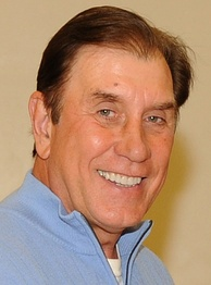 Rudy Tomjanovich spent all his playing career with the Rockets, and after becoming the team's head coach in 1992 led Houston to two straight championships.