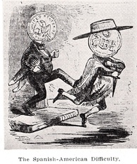 "The February 1857 suggestion of Harper's Weekly that ""The Spanish-American Difficulty"" had been solved by making Spanish silver non-legal tender proved premature."