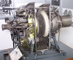 Arrius helicopter engine
