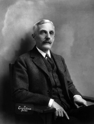Andrew Mellon, co-founder of the Mellon Institute
