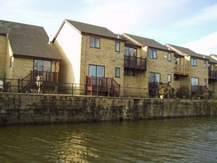 Airedale Wharf, Rodley.