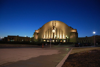 Cincinnati Museum Center at Union Terminal houses several important museums, like the CRRC Museum of Railroadiana & Photographs.