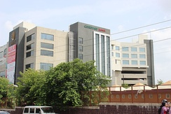 Courtyard by marriott, DB Mall Bhopal